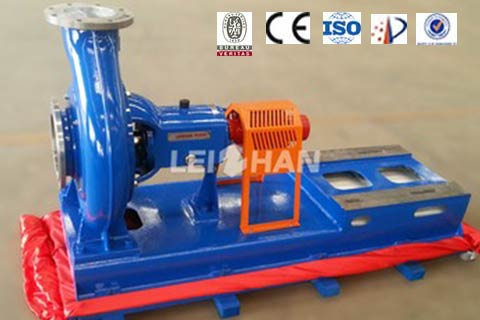 LXL-Z Series Two-phase Flow Pulp Pump