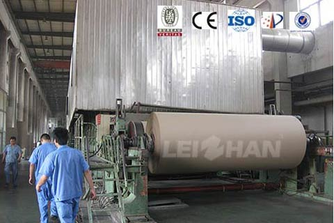 Reasons For Dry Breakage Of Paper Machine
