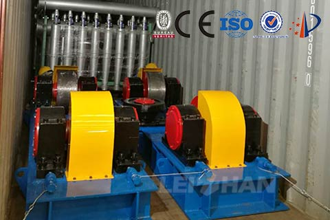 150TPD Packaging Paper Making Line