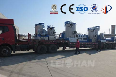 200 Thousand Tons Of Packaging Paper Production Line