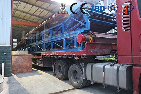 450TPD Corrugated Base Paper Production Line