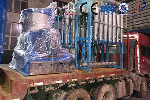 Vietnam 220TPD  Kraft Paper Making Line