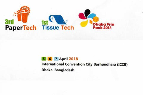 Bangladesh International Paper Tech Expo 2018