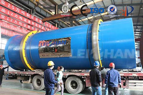 Delivery Of Waste Paper Pulping Machine