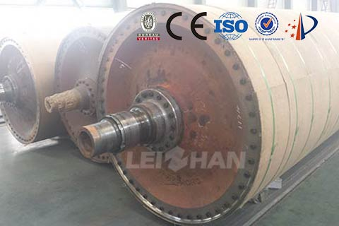Drying Part Of Paper Machine