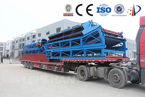Waste Ppaer Pulping Machine