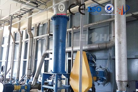 150TPD Corrugated Paper Making Line