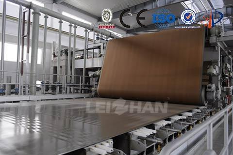 How Paper Machine Run at High Speed?